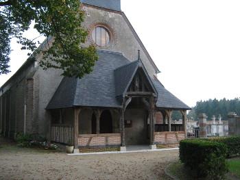 Eglise Vieilles Maisons